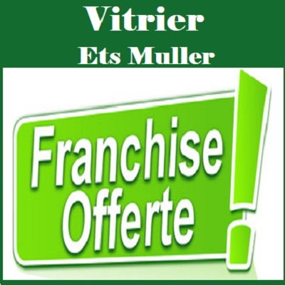 vitrier Franchise offerte