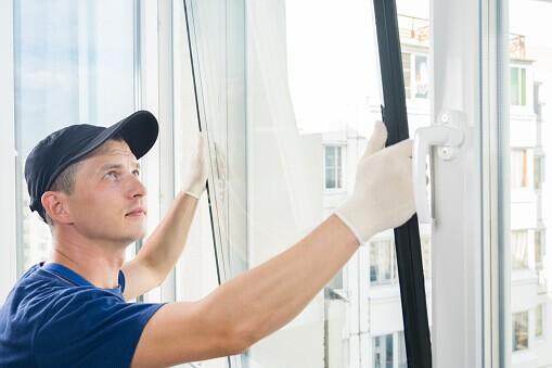 Fenêtre vitrée - Artisan vitrier