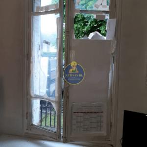 Remplacement double vitrages à Brétigny-sur-org le 06/05/2020 (AVANT)
