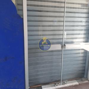 Intervention pour remplacement porte vitrée le 07/05/2020 (APRES)